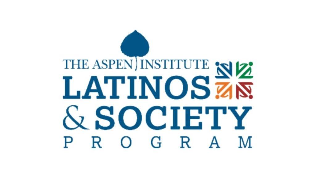 Aspen Institute Latinos & Society Program Logo