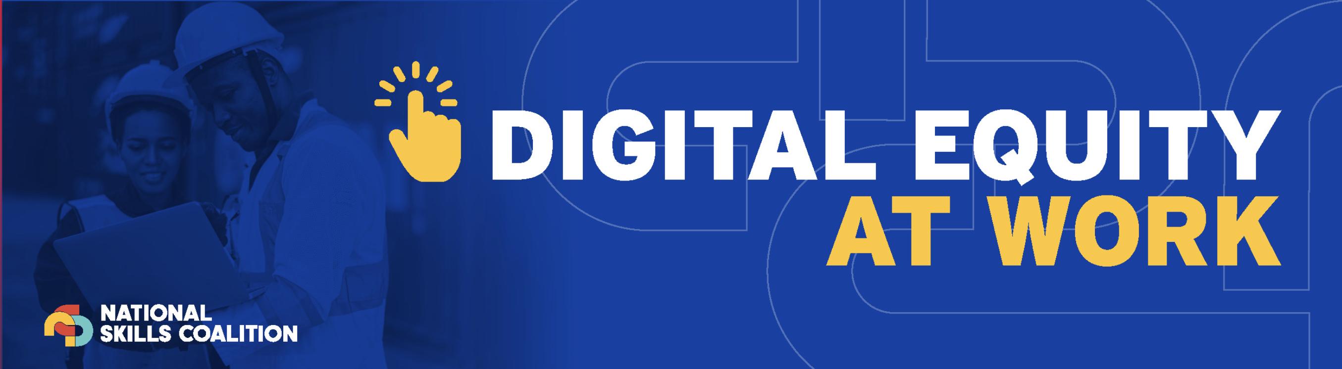 Digital Equity at Work Flyer